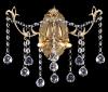Купить: бра EGYPT CRYSTAL Asfour B001 золото