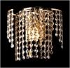 бра EGYPT CRYSTAL 12066/1 золото тонированный хрусталь купить