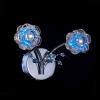 Купить: бра HALOGEN 4868/2 хром с синей подсветкой