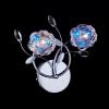 бра HALOGEN 4826/2 хром/синий купить