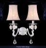 Купить: бра PREMIUM Angelo 515/2 белый/прозрачный хрусталь