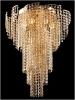 Люстра EGYPT CRYSTAL 12066/10 золото прозрачный хрусталь купить