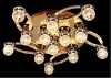 Люстра HALOGEN 5378/13 золото-мульти подсветка купить