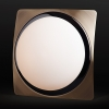 светильник потолочный CRYSTAL X2043/1b античная бронза купить