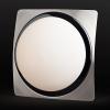 светильник потолочный CRYSTAL X2043/1c матовый хром купить
