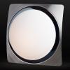 светильник потолочный CRYSTAL X2043/2c матовый хром купить