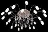 Купить: люстра светодиодная с ПДУ Halogen 6043/24 хром