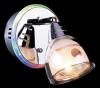 светильник настенный SPOTS 1907-1H хром-желтый купить