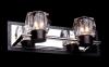 светильник настенный SPOTS 64101-2 хром купить