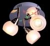 светильник потолочный SPOTS 1929-3H хром купить