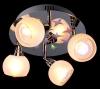 светильник потолочный SPOTS 1929-4H хром купить