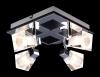 светильник потолочный SPOTS 57003-4 хром купить