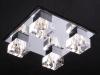 Купить: светильник потолочный SPOTS 57312/4 хром