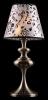 Лампа настольная EGYPT CRYSTAL 3206/1 античная бронза купить