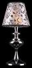 лампа настольная EGYPT CRYSTAL 3206/1Т хром купить