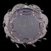 Купить: люстра галогенная HALOGEN 5478/8 хром/мульти подсветка