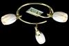 светильник SPOTS 20130/3 золото купить