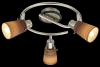 светильник SPOTS 20148/3 сатин никель купить