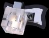 светильник настенный SPOTS 57007/1 хром купить