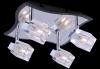 светильник настенный SPOTS 57007/4 хром купить