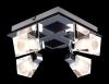 светильник потолочный SPOTS 57003/4 хром купить