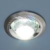 Светильник точечный ELEKTROSTANDARD 117A CX+50 SN/N сатин никель/никель купить