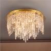 люстра хрустальная PREMIUM Molise 309/16 золото с белой подсветкой купить