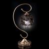 лампа настольная EGYPT CRYSTAL 3446/1Т золото/тонированный хрусталь купить