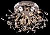 Купить: Галогенная люстра Halogen с хрусталем 2185/20 хром