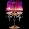 Купить: настольная лампа EGYPT CRYSTAL 2045/3T золото/розовый