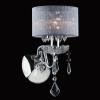 Купить: светильник настенный EGYPT CRYSTAL 2045/1 хром/серебряный