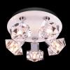 Купить: светильник SPOTS 25332/5 хром/белый
