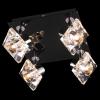 Купить: светильник SPOTS 25331/4 хром/черный