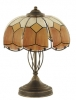 лампа настольная ALFA Витраж 10658 купить